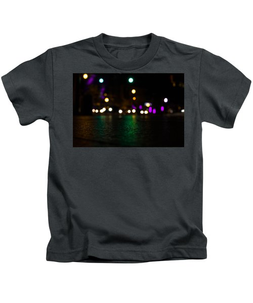 Abstract Color Kids T-Shirt