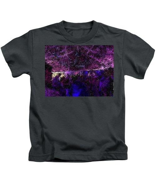 Abstract Dancing Kids T-Shirt