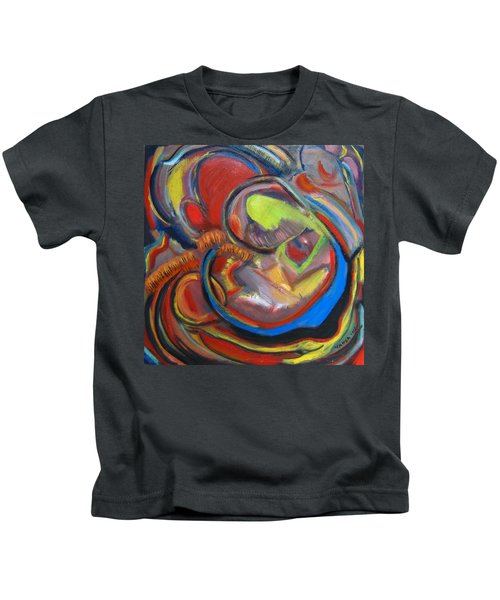 Abstract Life Kids T-Shirt