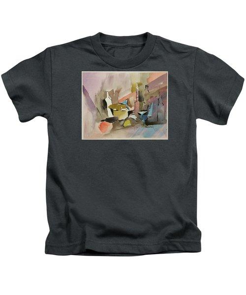 Abstract Opus 4 Kids T-Shirt