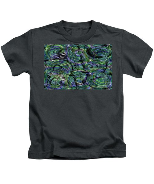 Abstract Pattern 5 Kids T-Shirt
