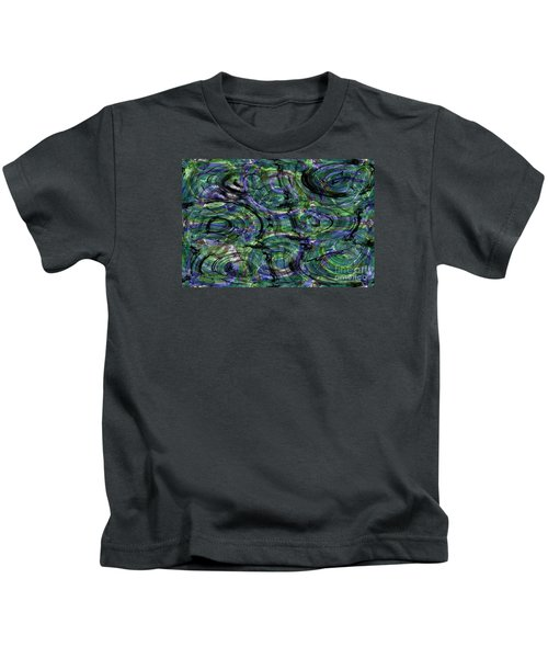Abstract Pattern 5 Kids T-Shirt