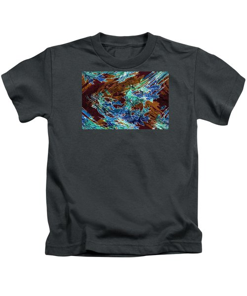 Abstract Pattern 6 Kids T-Shirt