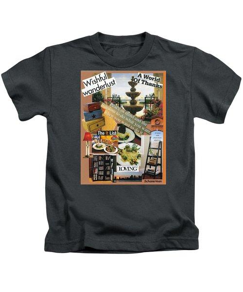 Abundant Freedom Kids T-Shirt