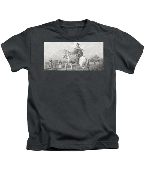Account Of An Embassy From The King Of Great Kids T-Shirt