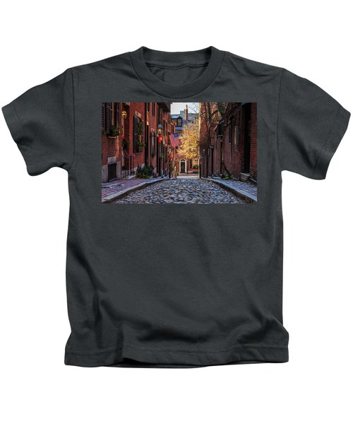 Acorn St. Kids T-Shirt