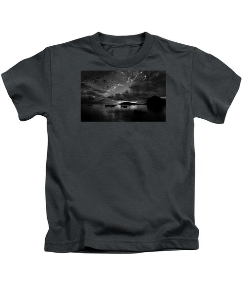 After The Day The Night Shall Come Kids T-Shirt