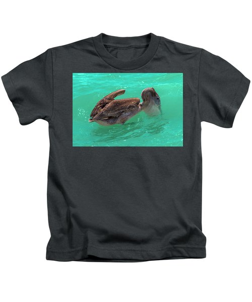 After The Dive Southern Most House Key West Kids T-Shirt