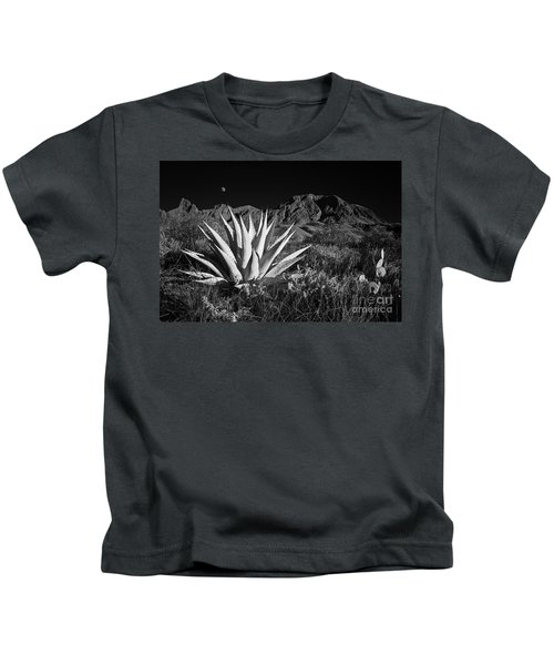 Agave And Moonrise Kids T-Shirt