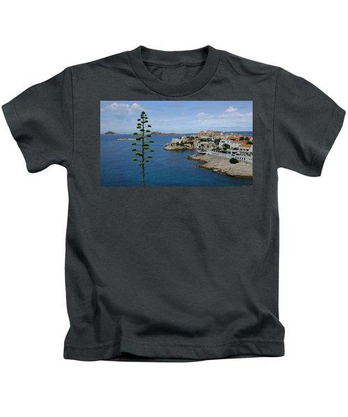 Agave At Corniche Kids T-Shirt
