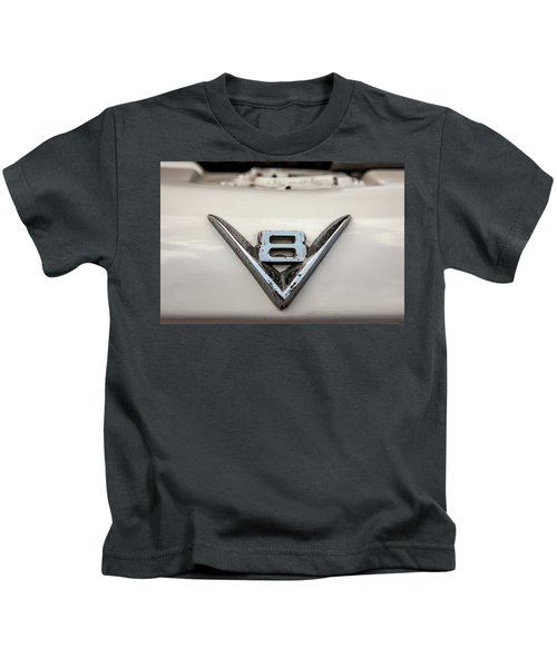 Aged V8 Kids T-Shirt