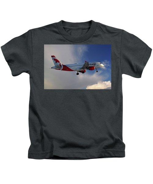 Air Canada Rouge Airbus A319-114 Kids T-Shirt