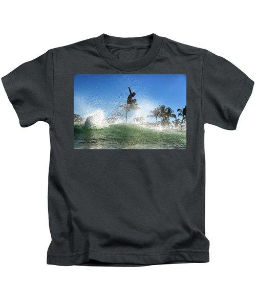 Air Show Kids T-Shirt