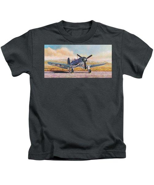 Airshow Corsair Kids T-Shirt