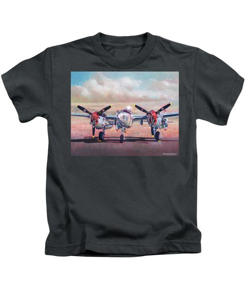 Airshow Lightning Kids T-Shirt