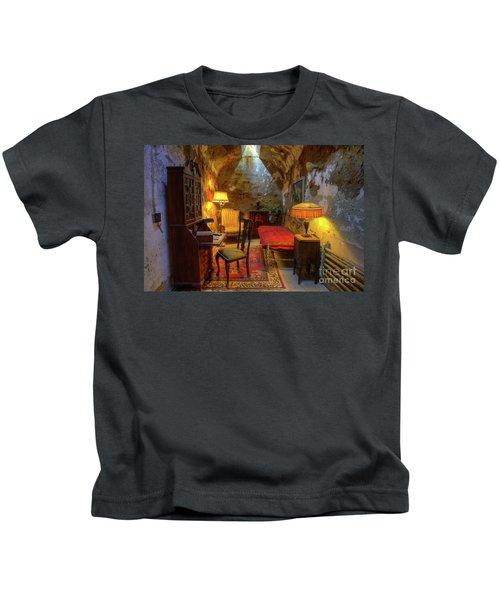 Al Capones Jail Cell Kids T-Shirt