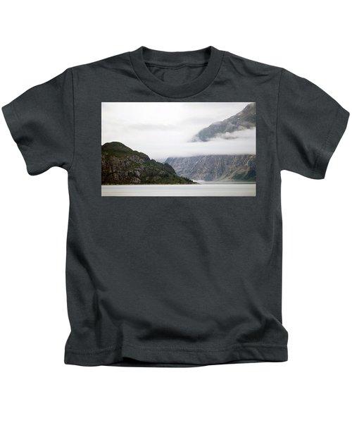 Alaskan Coast  Kids T-Shirt