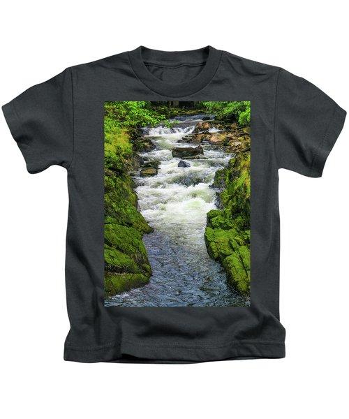 Alaskan Creek Kids T-Shirt