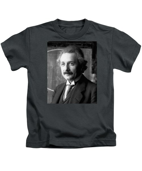 Albert Einstein Nel 1921 Kids T-Shirt