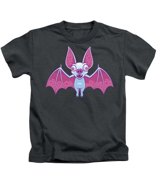 Albino Vampire Bat Kids T-Shirt