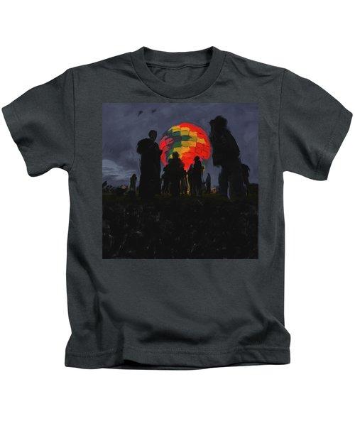 Albuquerque International Balloon Fiesta 251 2 Kids T-Shirt