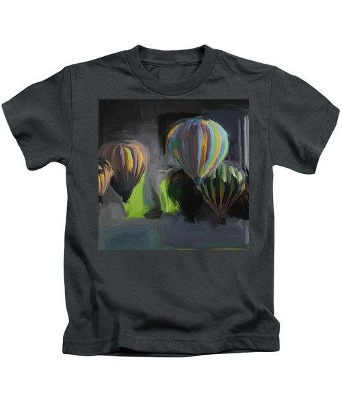 Albuquerque International Balloon Fiesta 5 257 2 Kids T-Shirt