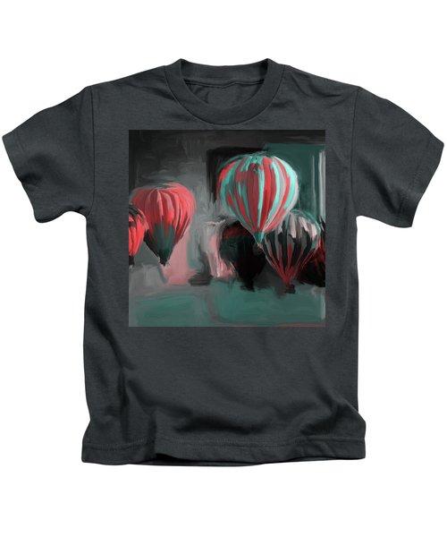 Albuquerque International Balloon Fiesta 5 257 3 Kids T-Shirt