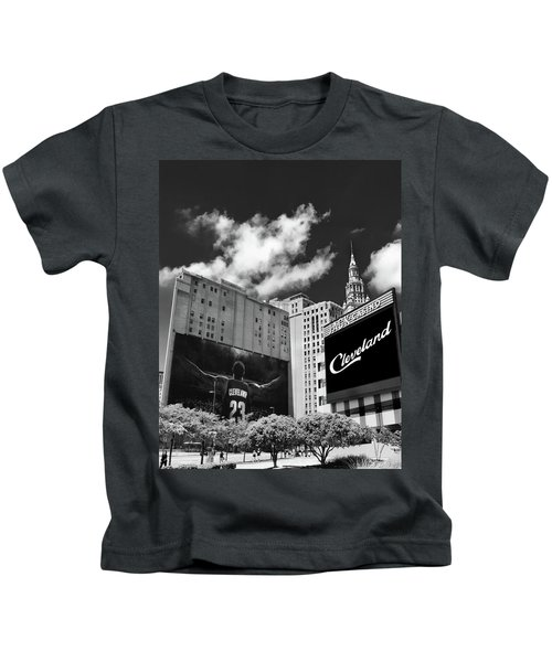 All In Cleveland Kids T-Shirt
