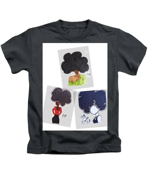 All In One  Kids T-Shirt