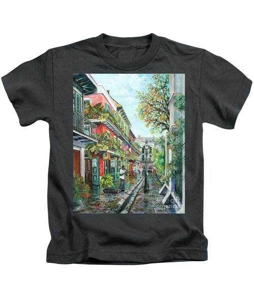 Alley Jazz Kids T-Shirt