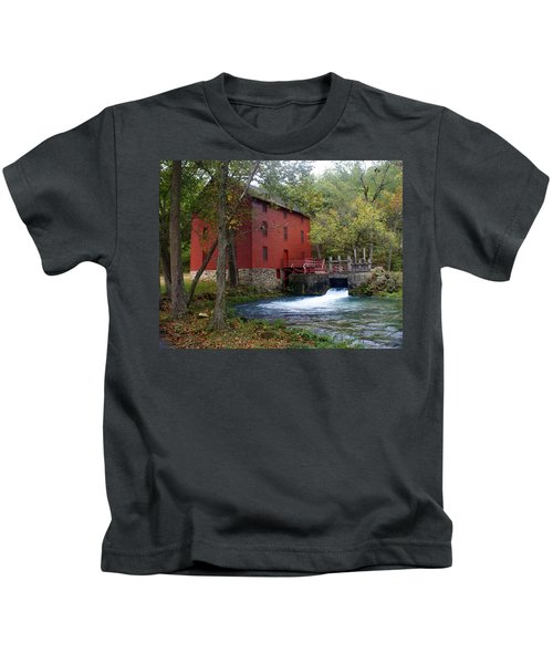 Alley Sprng Mill 3 Kids T-Shirt