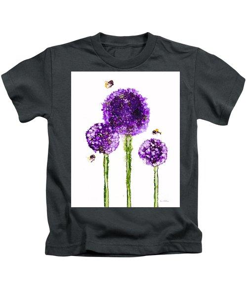 Alliums Humming Kids T-Shirt