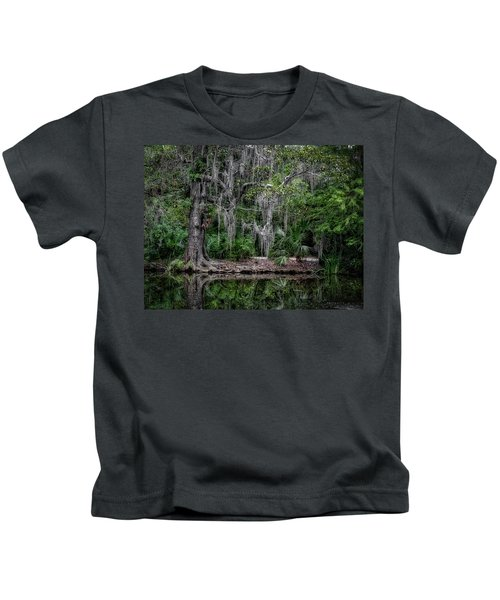 Along The Bank Kids T-Shirt