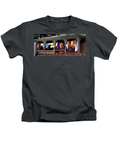 Alton Washday Expressions Kids T-Shirt