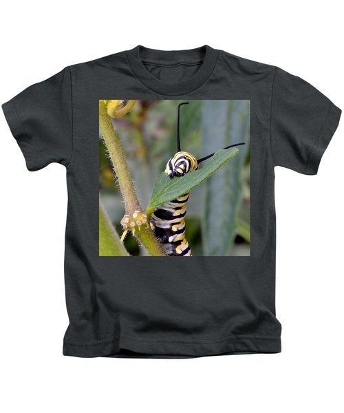 Always Eat Your Greens Kids T-Shirt