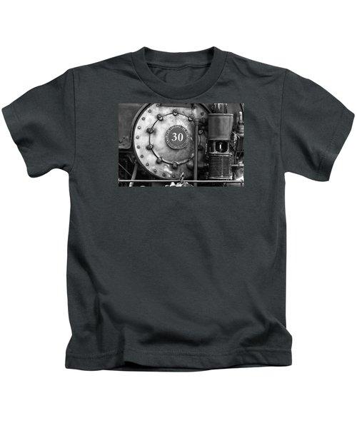 American Locomotive Company #30 Kids T-Shirt