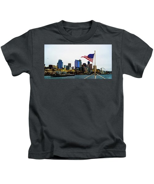 American Seattle Ic Kids T-Shirt