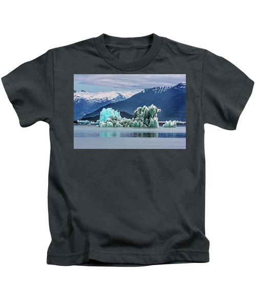 An Iceberg In The Inside Passage Of Alaska Kids T-Shirt