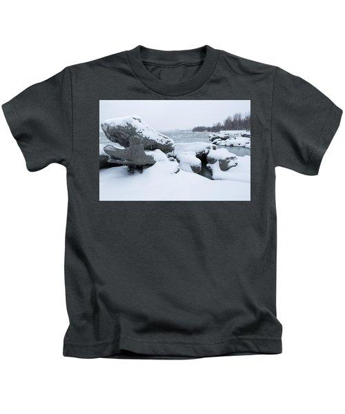 Anchorage Bergs Kids T-Shirt