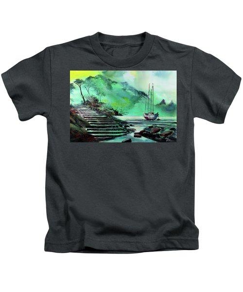 Anchored Kids T-Shirt