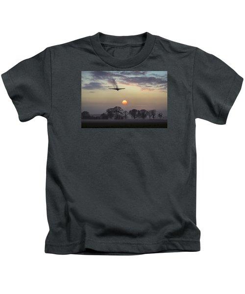 And Finally Kids T-Shirt