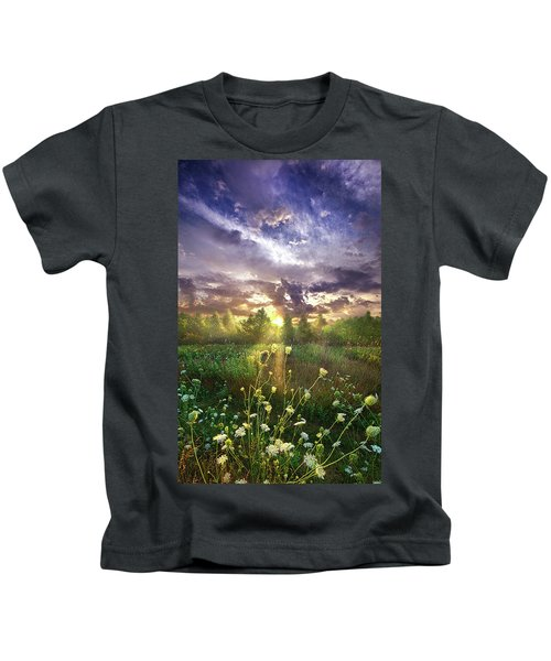 And In The Naked Light I Saw Kids T-Shirt