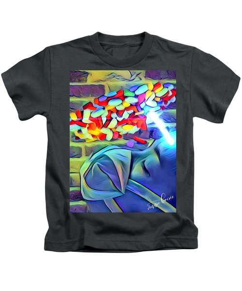 Anesthetized  Kids T-Shirt