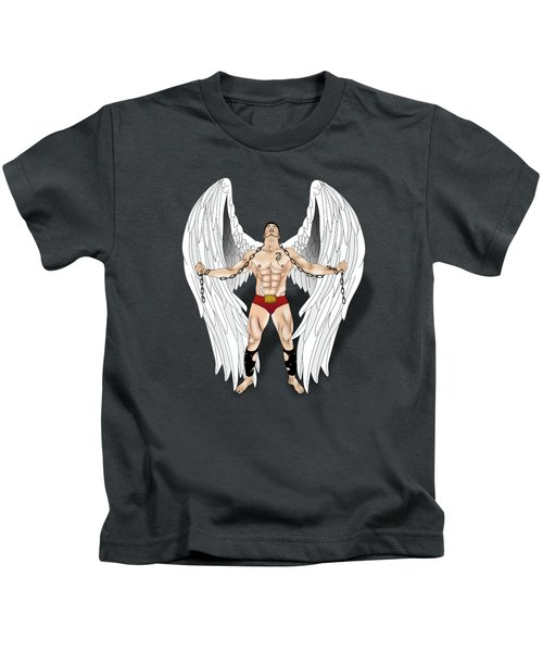 Angel Love 2  Kids T-Shirt