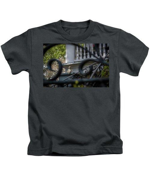 Angelic Ironwork Kids T-Shirt