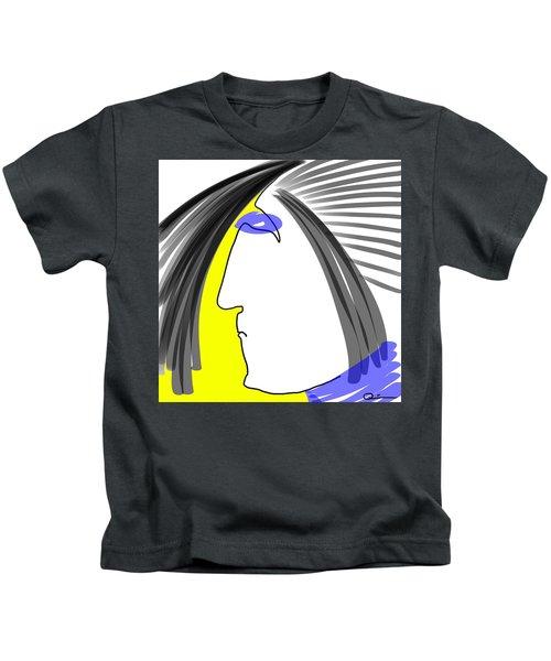 Angry 3 Kids T-Shirt