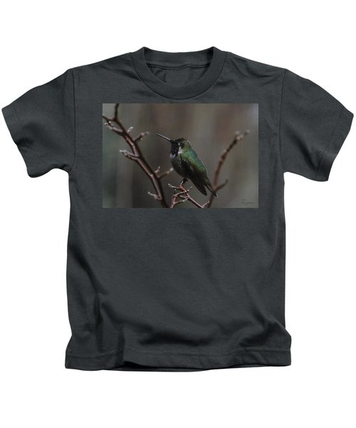 Anna Rainwings Kids T-Shirt