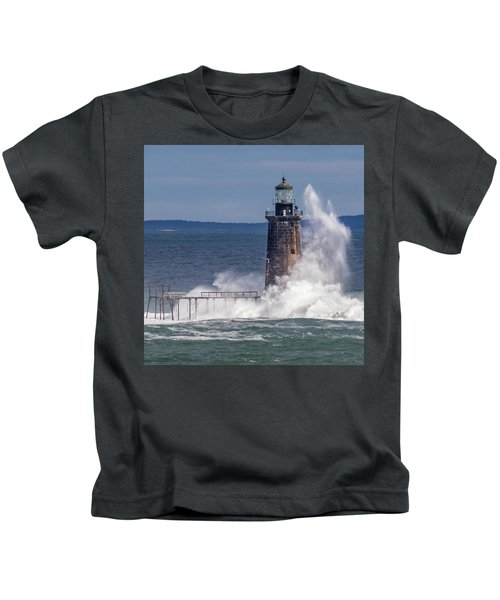 Another Day - Another Wave Kids T-Shirt