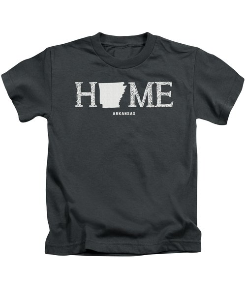 Ar Home Kids T-Shirt by Nancy Ingersoll