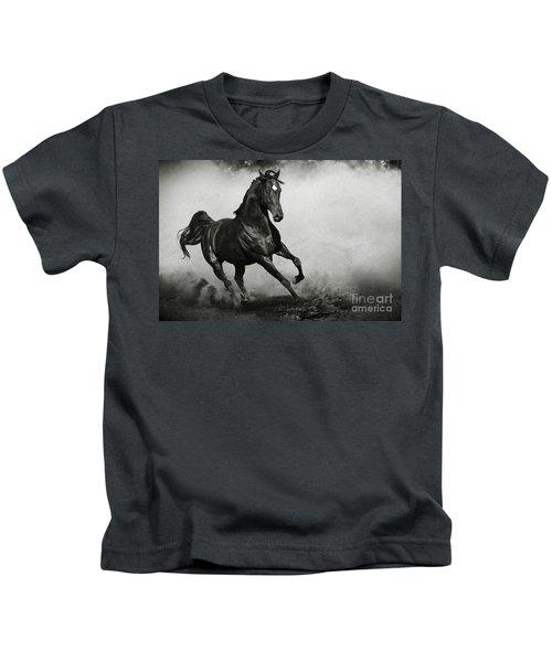 Arabian Horse Kids T-Shirt
